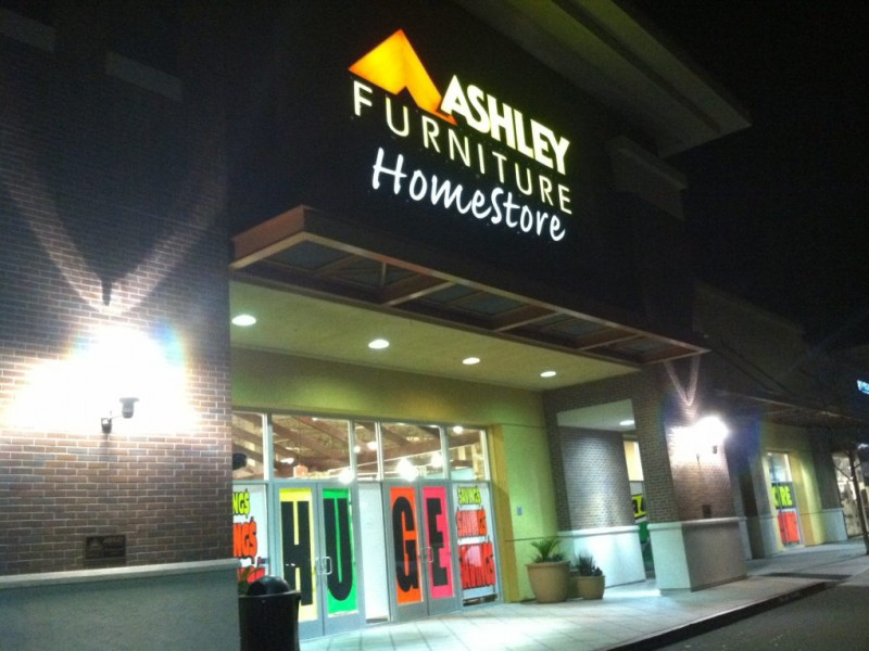 ... Sprouts U0026 Shutters: Ashley Furniture Store Moving Away From Fremont  ...