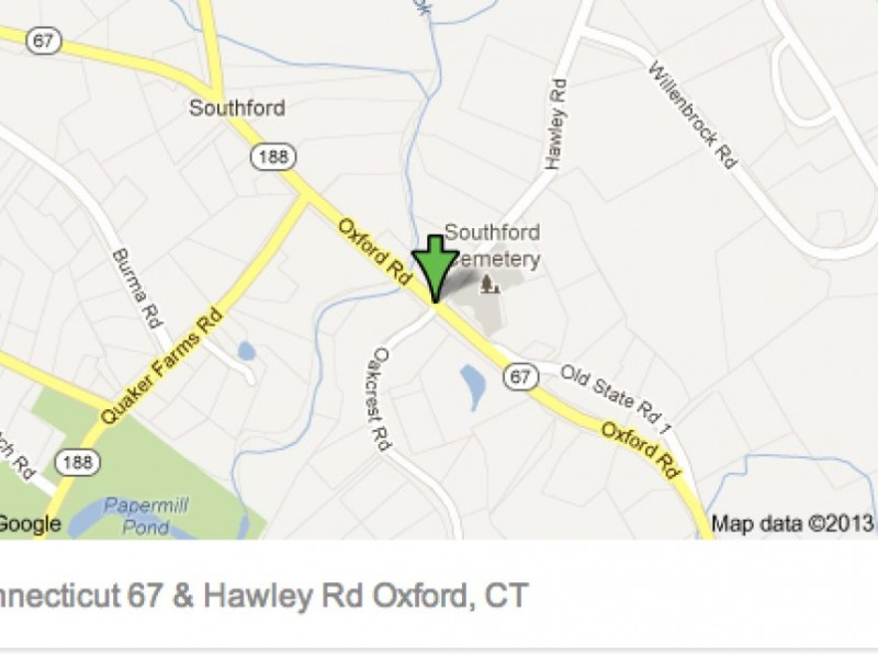 Man Dies in Accident on Route 67 in Oxford | Oxford, CT Patch
