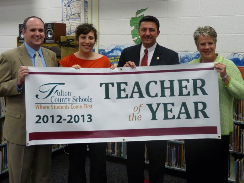 ... Fulton Schools Will Honor Employees of the Year-0 ...