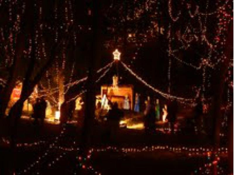 Viewfinder: Holiday Lights Brighten O'Fallon's Fort Zumwalt Park ...