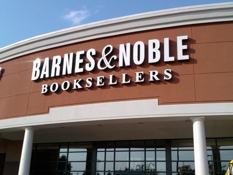Barnes & Noble Closing Camp Creek Parkway Store