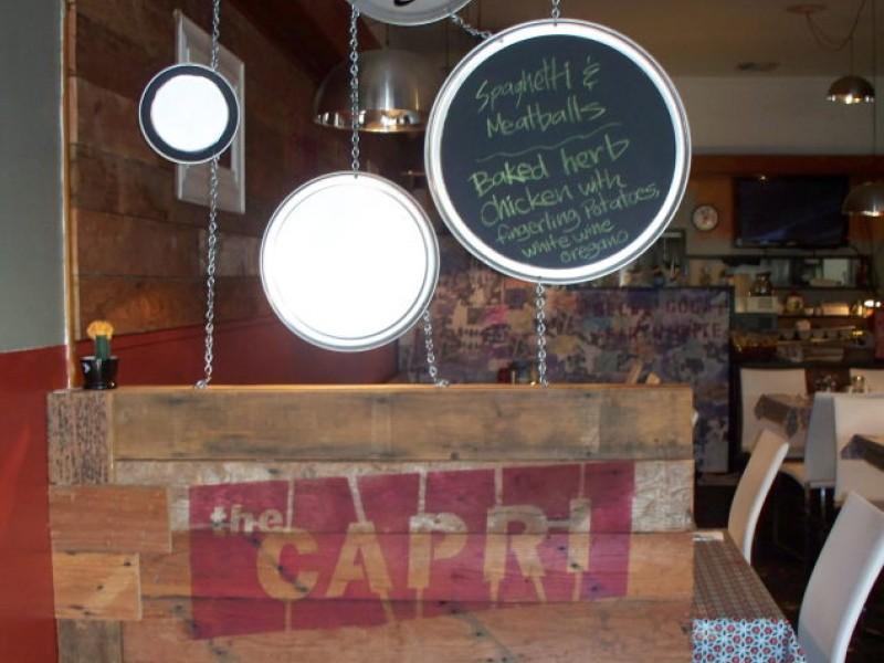 Capri Kitchen Nightmares Closed