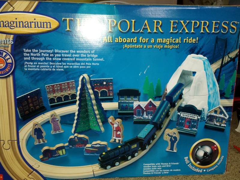 List Of Synonyms And Antonyms Of The Word Imaginarium Polar Express