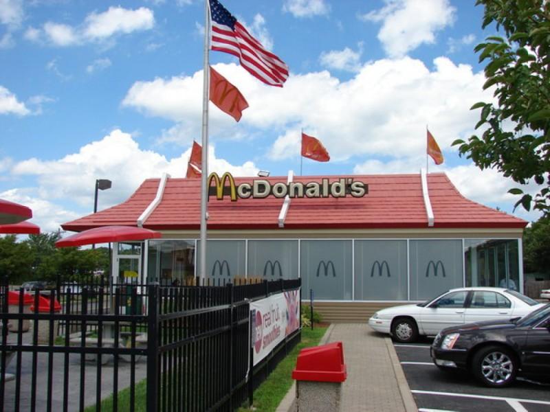 Fast Food Franchises In High Schools