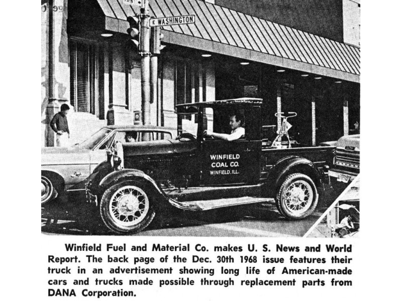 Winfield Fuel & Material serves Winfield with a tradition of excellence for over 117 years | Wheaton, IL Patch