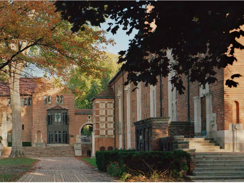 Magazine Takes Notice Is Cranbrook A Chateaux Or A School Bloomfield Mi Patch