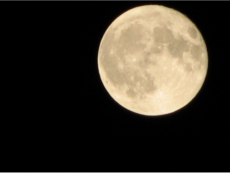 full moon rises for christmas day 2015 viewing conditions royal oak mi patch - When Is Christmas In 2015