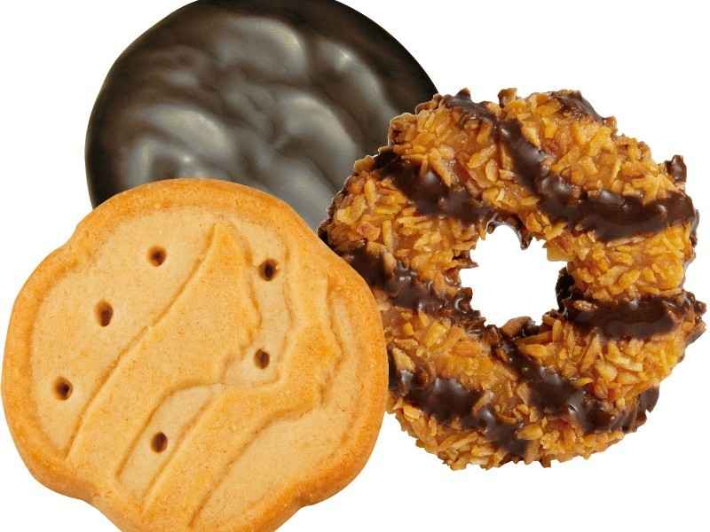 girl scout cookie sales begin find booth in saline