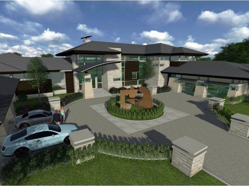 5 most expensive homes in west bloomfield township west for Most expensive house in michigan