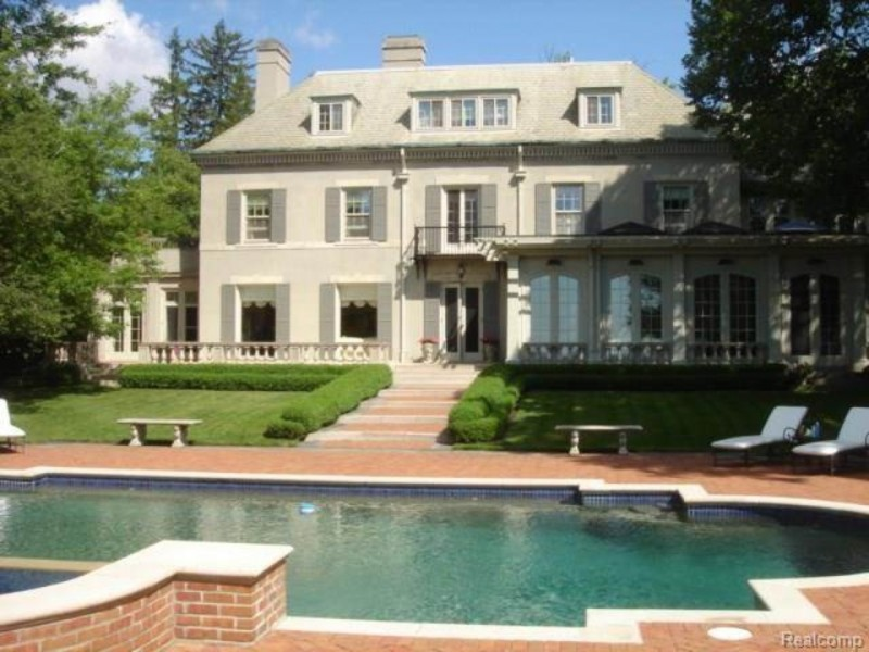 Awesome 4 Luxury Houses That Put The U0027Wowu0027 In Michigan Real Estate | Dearborn, MI  Patch