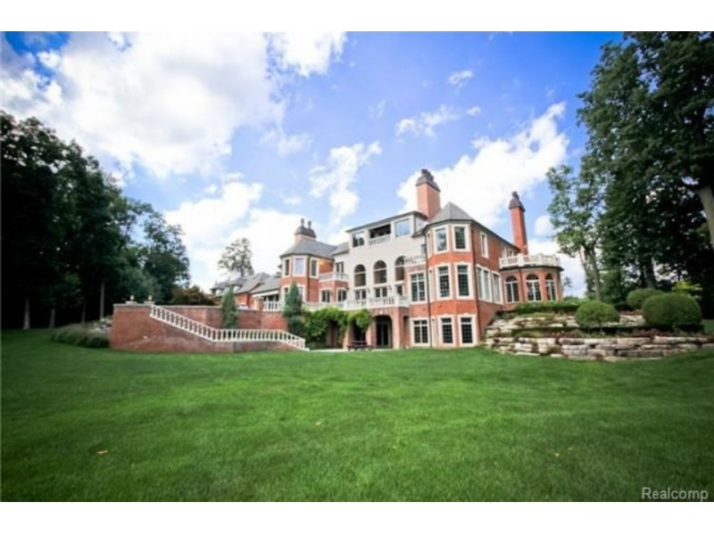 Wow House Voyeur Michigan 39 S 10 Most Expensive Mansions