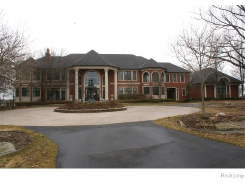Southeast michigan wow houses offer elegant lakefront - House of bedrooms bloomfield hills mi ...
