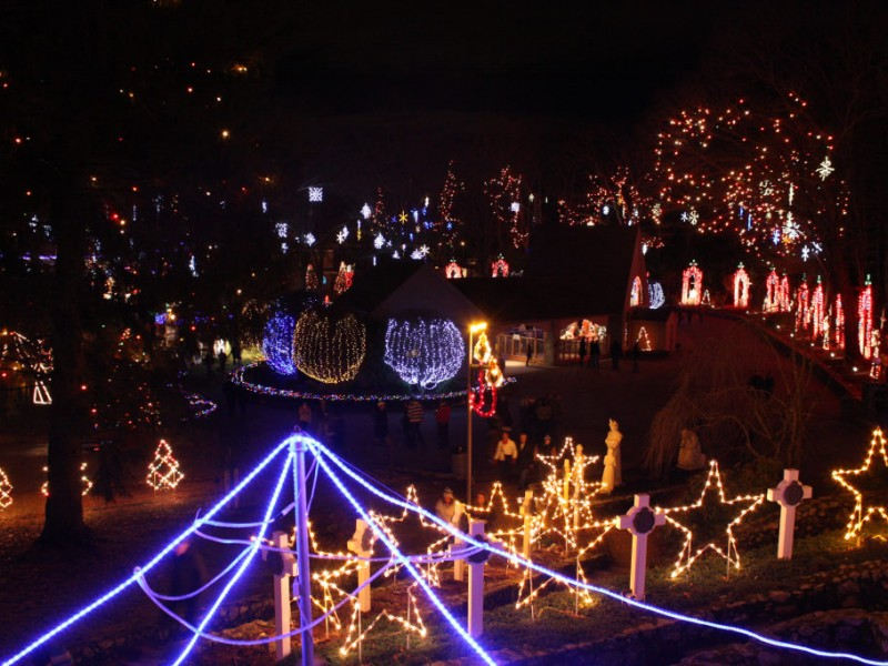 La Salette: It's About More Than Christmas Lights | Attleboro, MA Patch