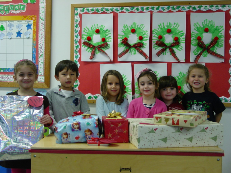 Open House At Faith Nursery School New Providence