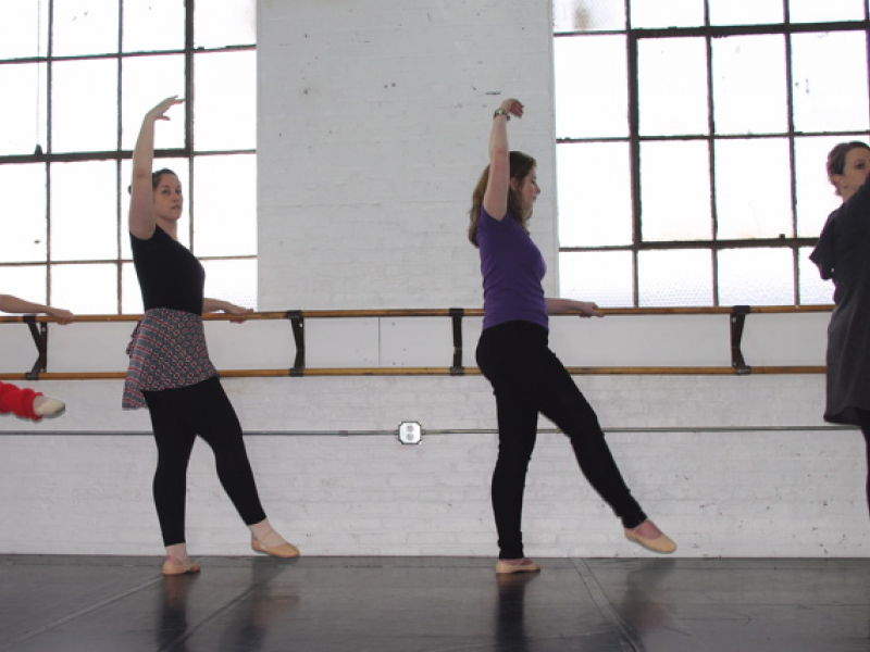 ballet adults Baltimore classes