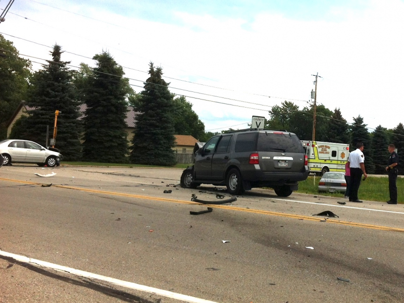 UPDATE: Racine County Sheriff Involved in 4-Vehicle ...