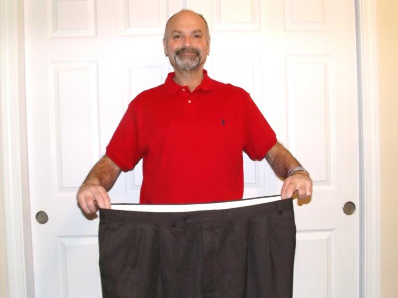 An 145 Pound Weight Loss Success From Mount Auburn Hospital