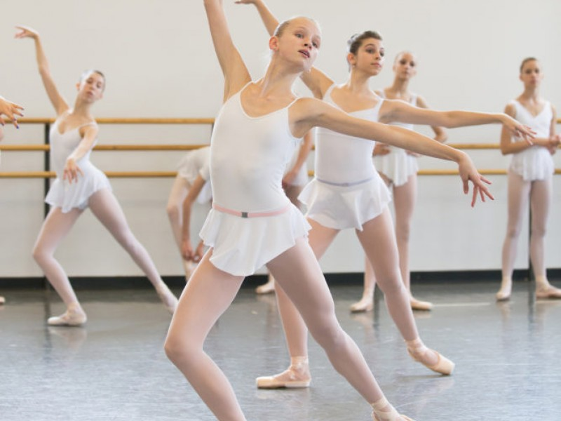 School Of American Ballet Brings Auditions For Summer
