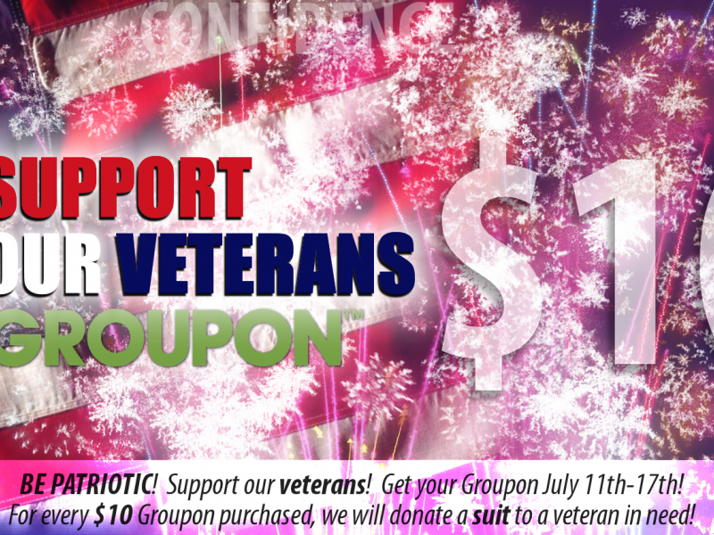 Purchase a Groupon and help a Veteran! | Carroll Gardens, NY Patch