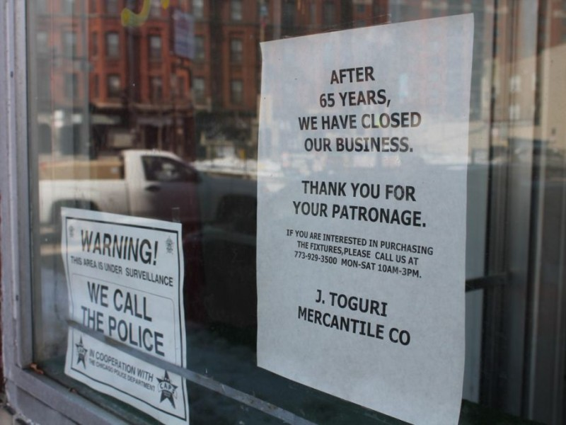 Historic Japanese Marketplace Closes On Belmont Photos