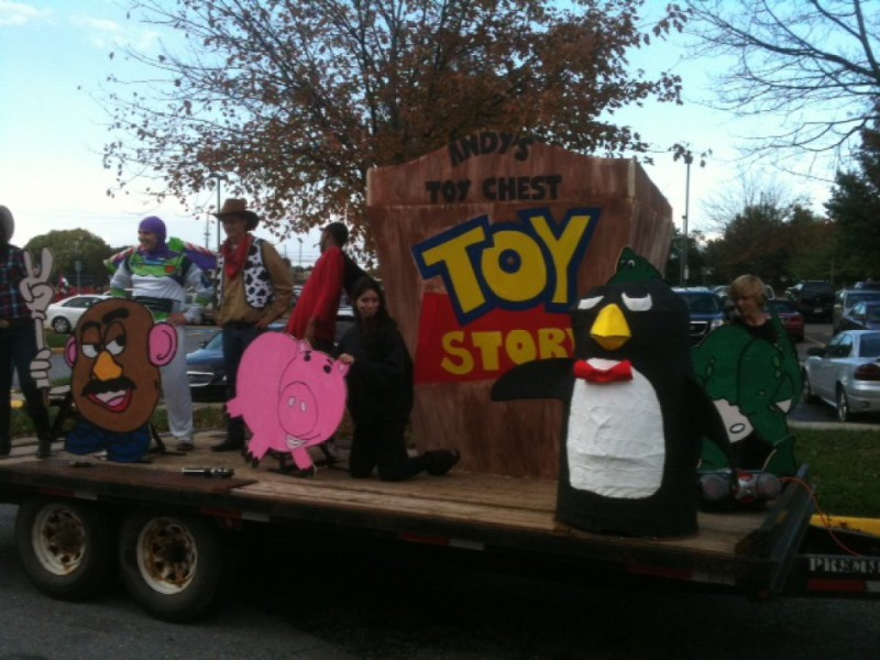 PHOTOS: Quince Orchard Homecoming Parade | North Potomac ...