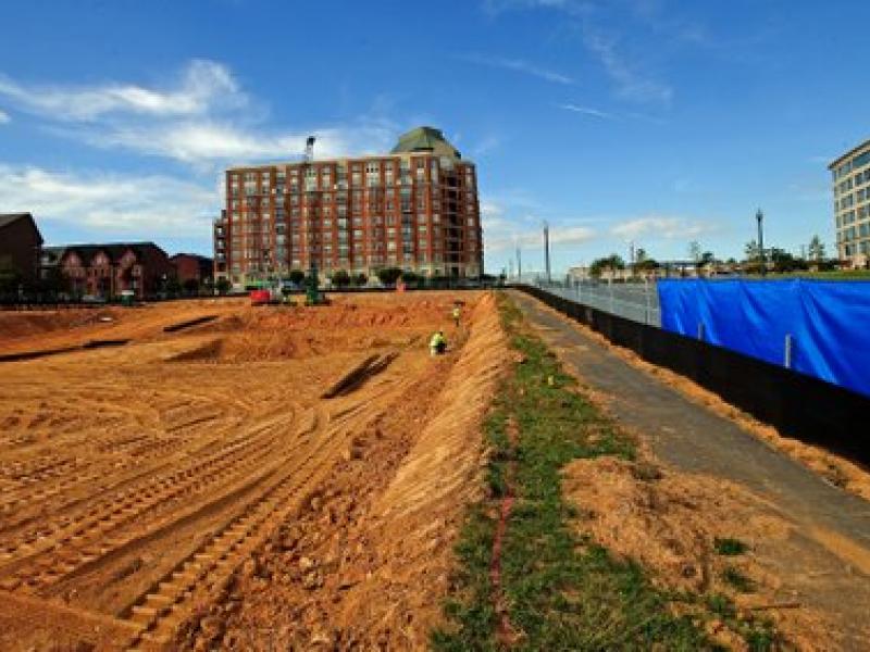 Developer Breaks Ground On 297 Unit Park Potomac