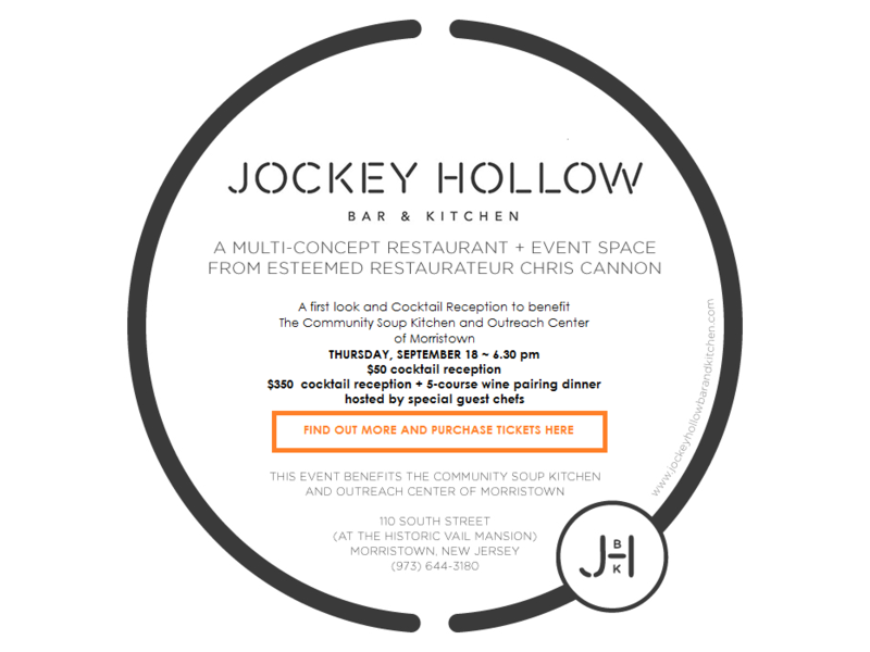 Jockey Hollow Bar Kitchen Grand Opening Party