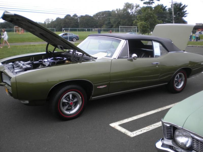 Car Show In Warminster Pennsylvania