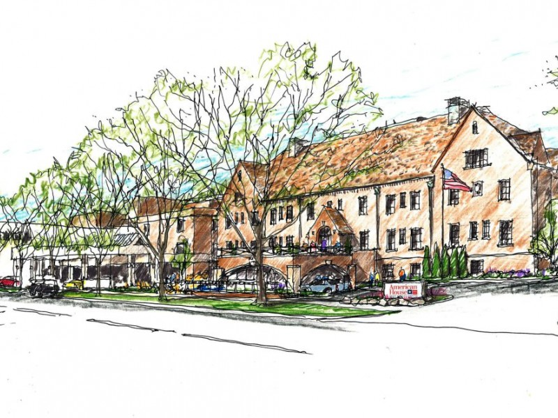 American House Senior Living To Locate In Cottage Hospital
