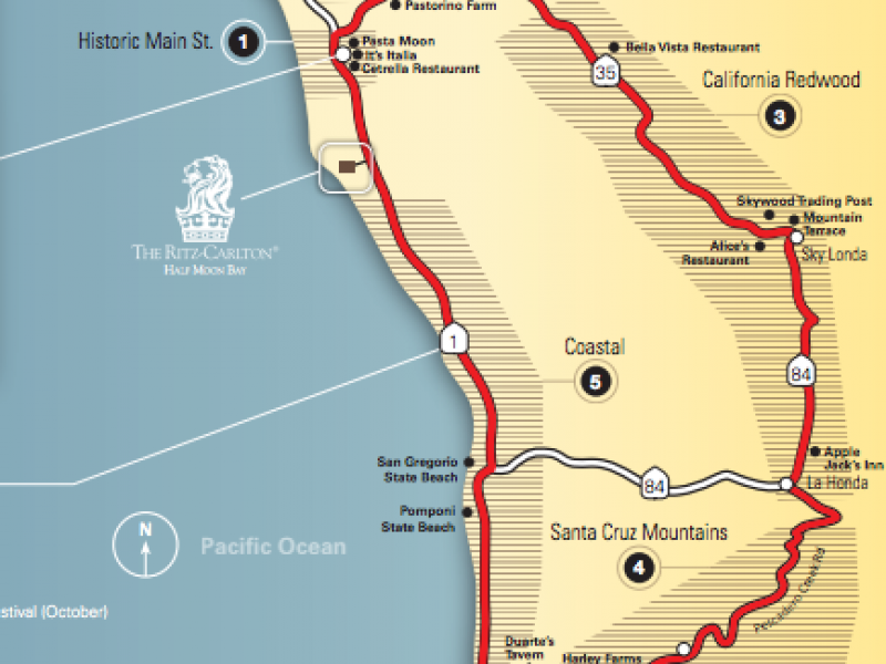 1 Have You Taken Half Moon Bay S Signature Drive