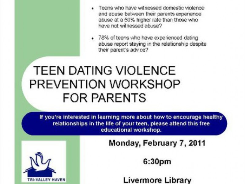 Parental advice for teen dating