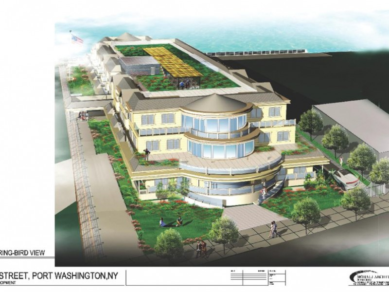 Senior Facility Planned At Site Of Former Knickerbocker Yacht Club Port Washington Ny Patch
