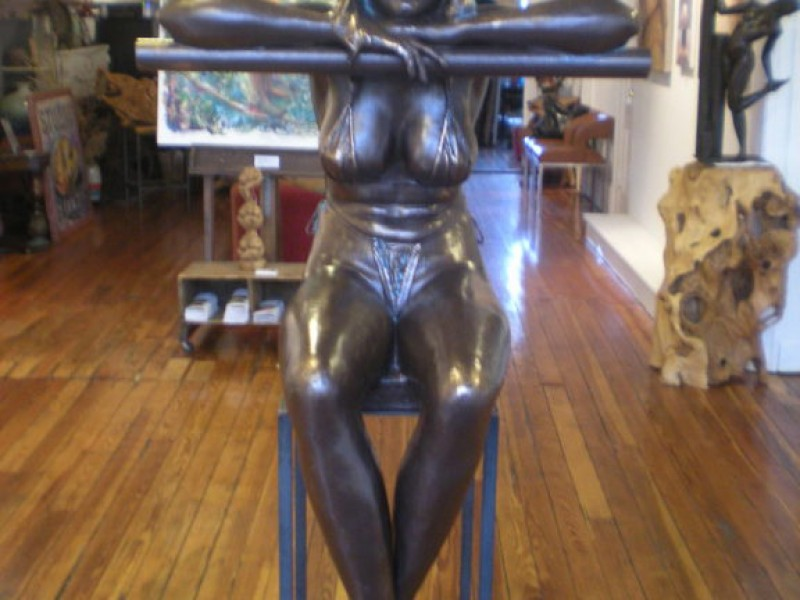 The Nude Show Draws A Huge, Clothed, Crowd  Tarrytown, Ny Patch-8146