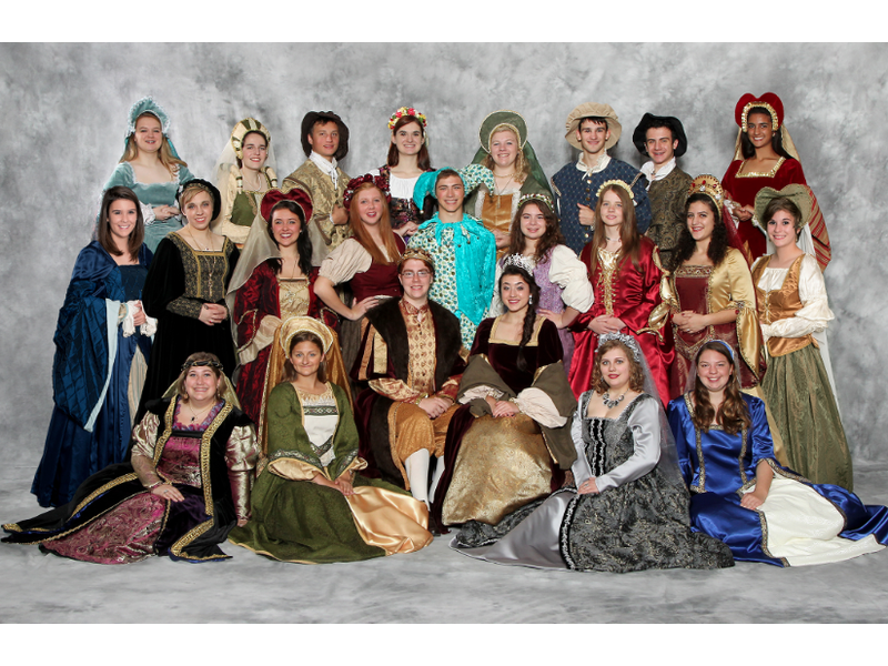 Lincoln Way West Madrigal Dinner Tickets On Sale Now New