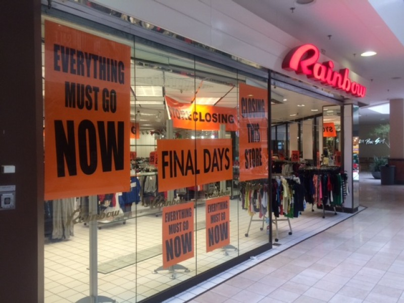 Closing Up Shop Lincoln Mall To Be Shuttered Wednesday