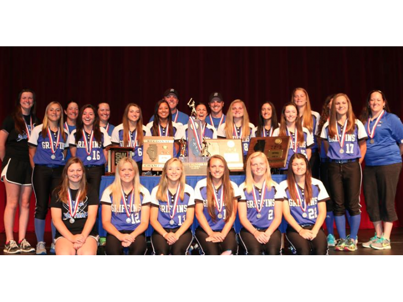 Lincoln Way East Softball Team Finishes Second In State