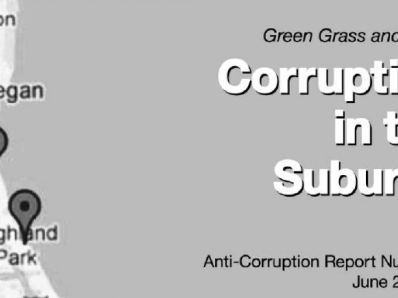 Is There Corruption in the Suburbs? | Northbrook, IL Patch