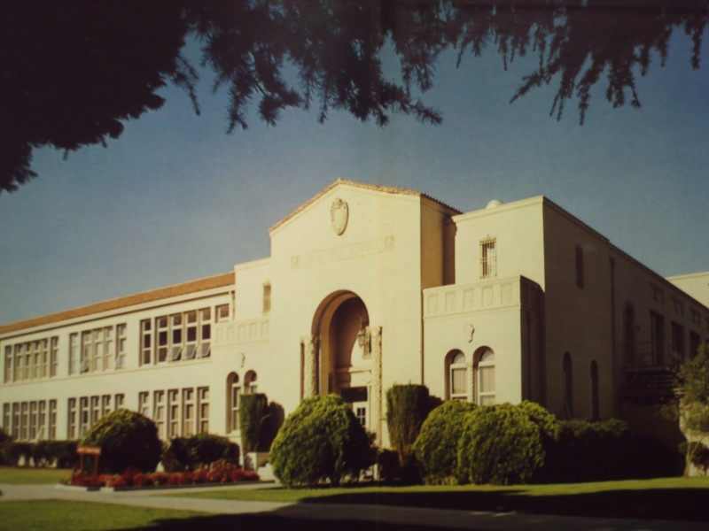 East Palo Alto Ca >> Then & Now: Mountain View Union High School | Mountain View, CA Patch