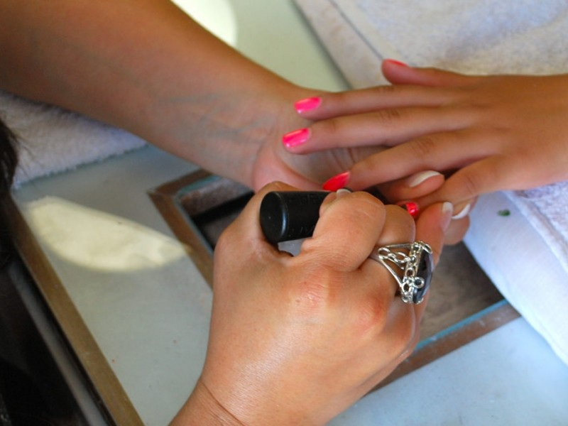 Manicures as Art, This Nail Salon Shines   Watsonville, CA Patch
