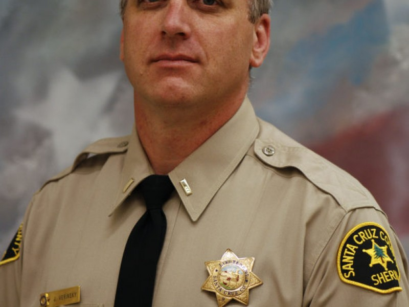 Sheriff S Office Promotes Five Scotts Valley Ca Patch