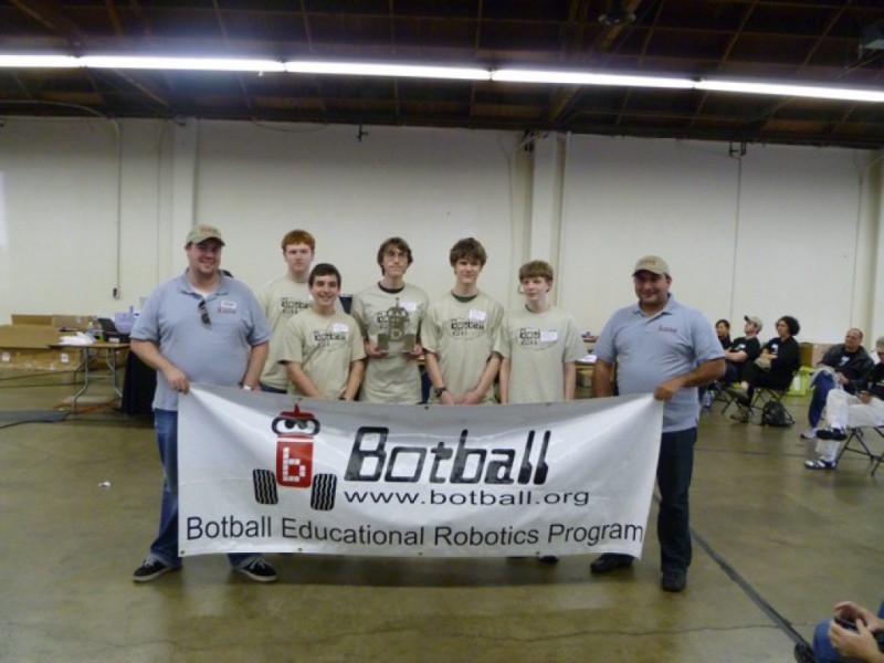 Letter To The Editor Peninsula Robotics Scores Big In Botball Gig