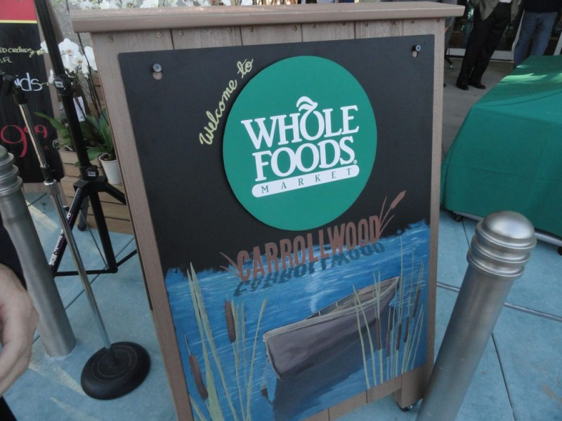 Whole Foods Tampa Carrollwood