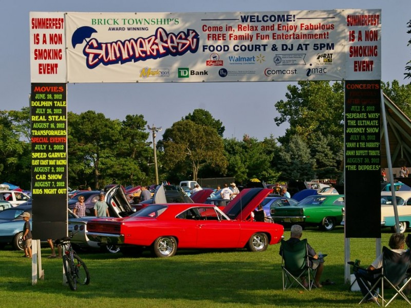 Summerfest Car Show Set For Thursday Brick Nj Patch