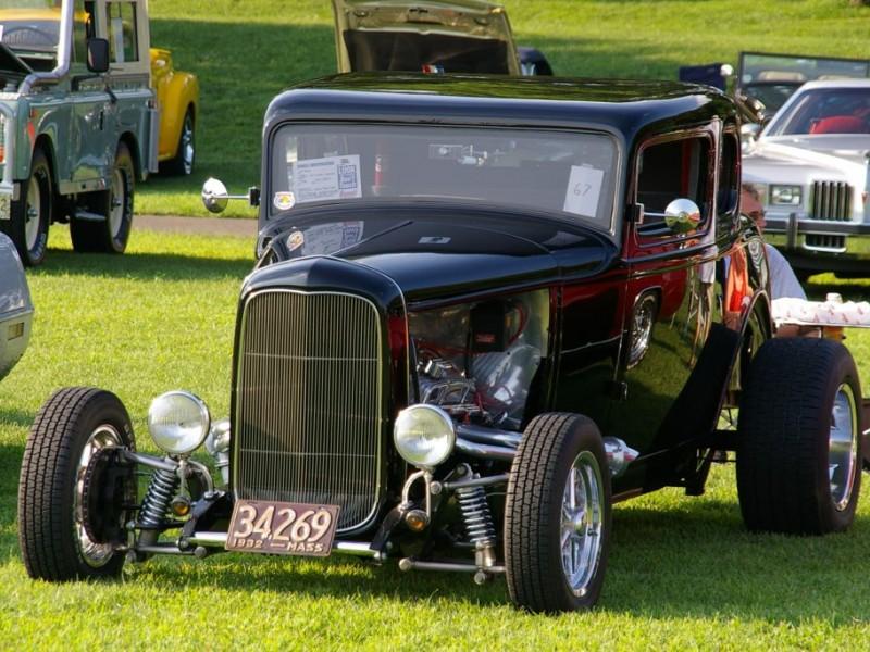 Summerfest Car Show Lakewood