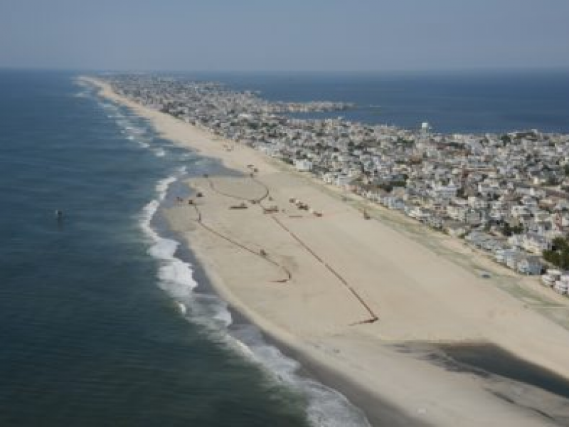 Toms River Lavallette Beach Replenishment Project Won T Start By Summer 2017