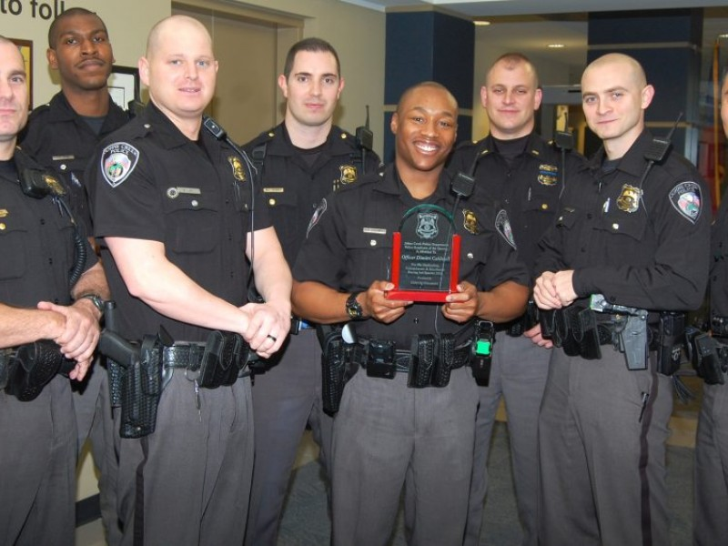 Dimitri Caldwell Is 39 Officer Of Quarter 39 Johns Creek Ga Patch