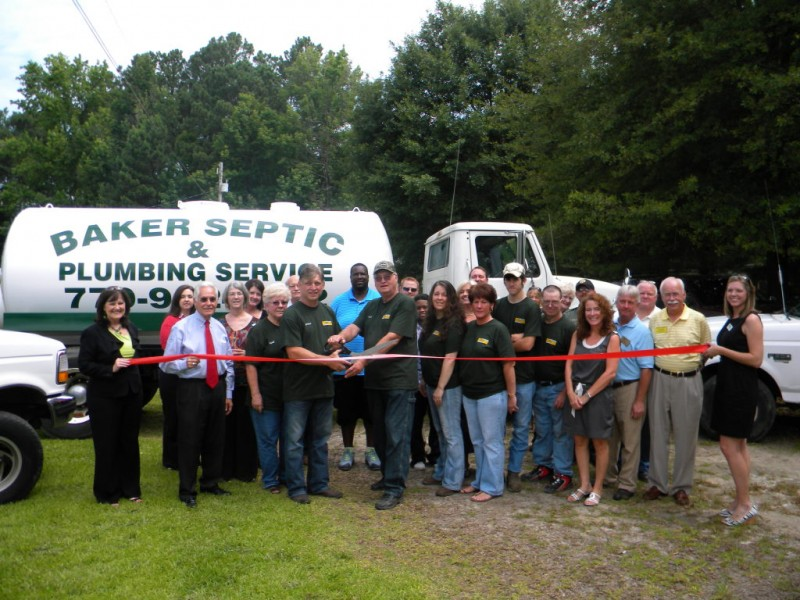 baker s septic and plumbing joins chamber douglasville 87043