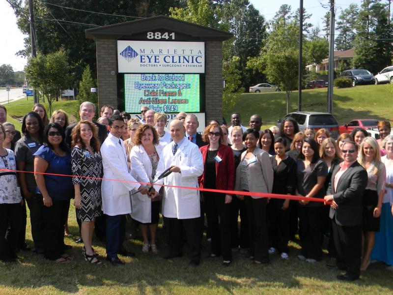 Marietta Eye Clinic Relocates Here | Douglasville, GA Patch
