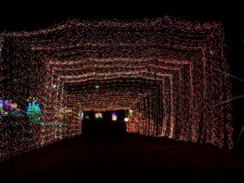 Take the Family to the Gift of Lights at Atlanta Motor Speedway ...