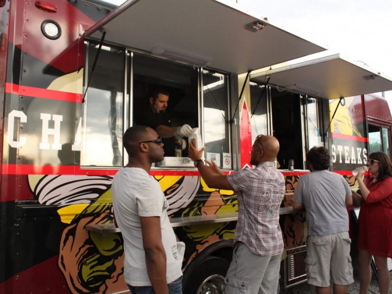 Atlanta food truck park celebrates st anniversary with day